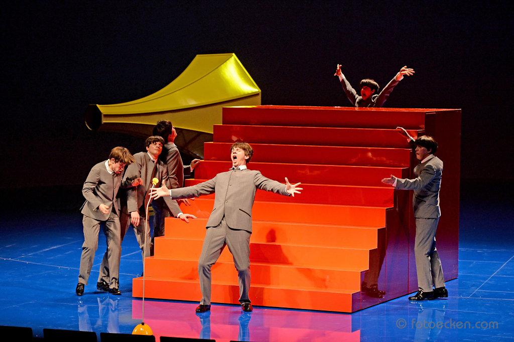Volksbühne Berlin - Der Die Mann