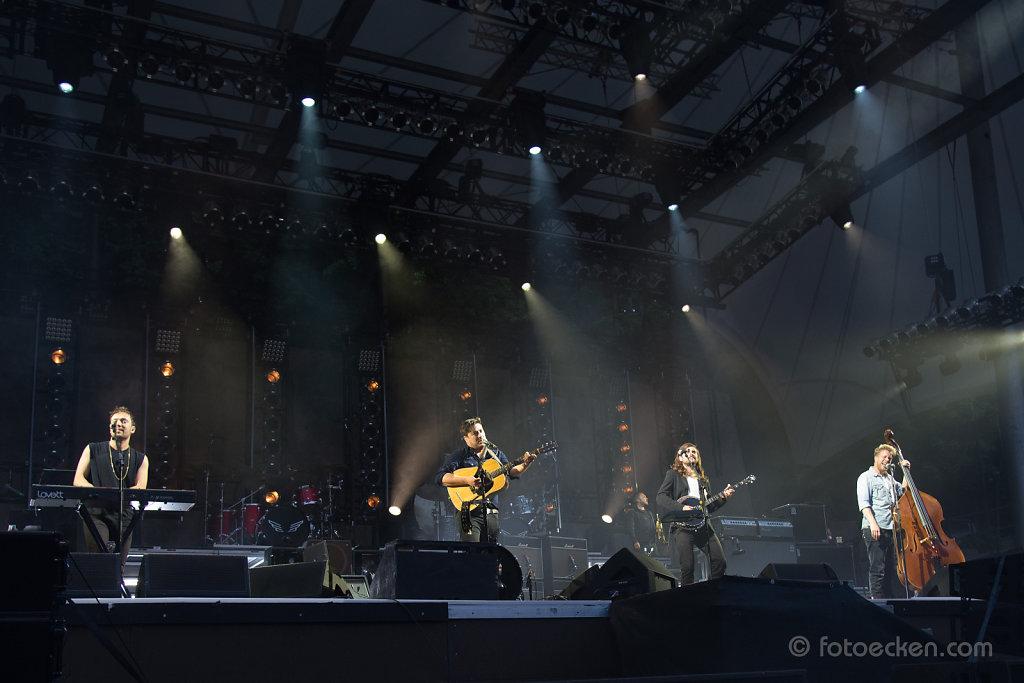Konzert: MUMFORD & SONS