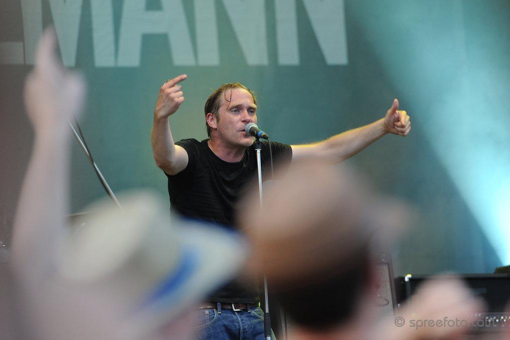 GREENVILLE-Musikfestival